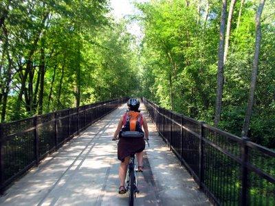 Burlington Bike Trail