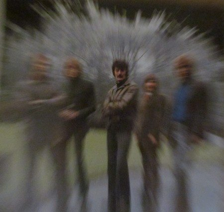 The Moody Blues in 1969 - On The Threshold of a Dream