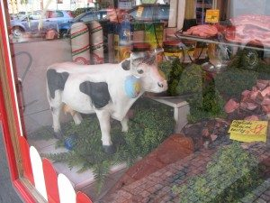 Easter Cow