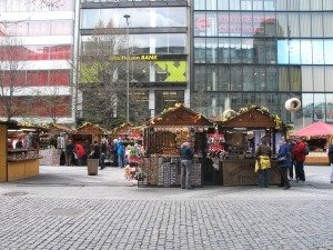 Wenceslas Square Market