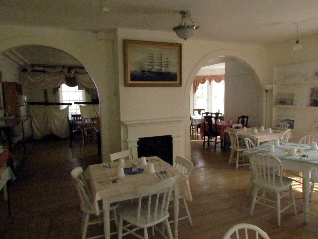 Dining Room at Ottawa House