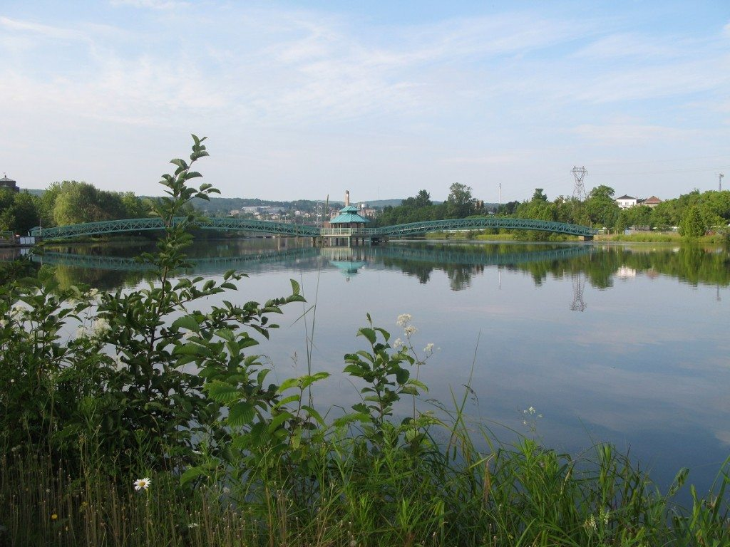 Edmundston Bike Trail