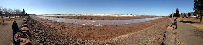 The ice floes have started moving and the sunny days nake walking along the Peticodiac River in Riverview just lovely!