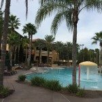 Floridays heated pool