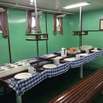 Cape Sable Ship Dining Table
