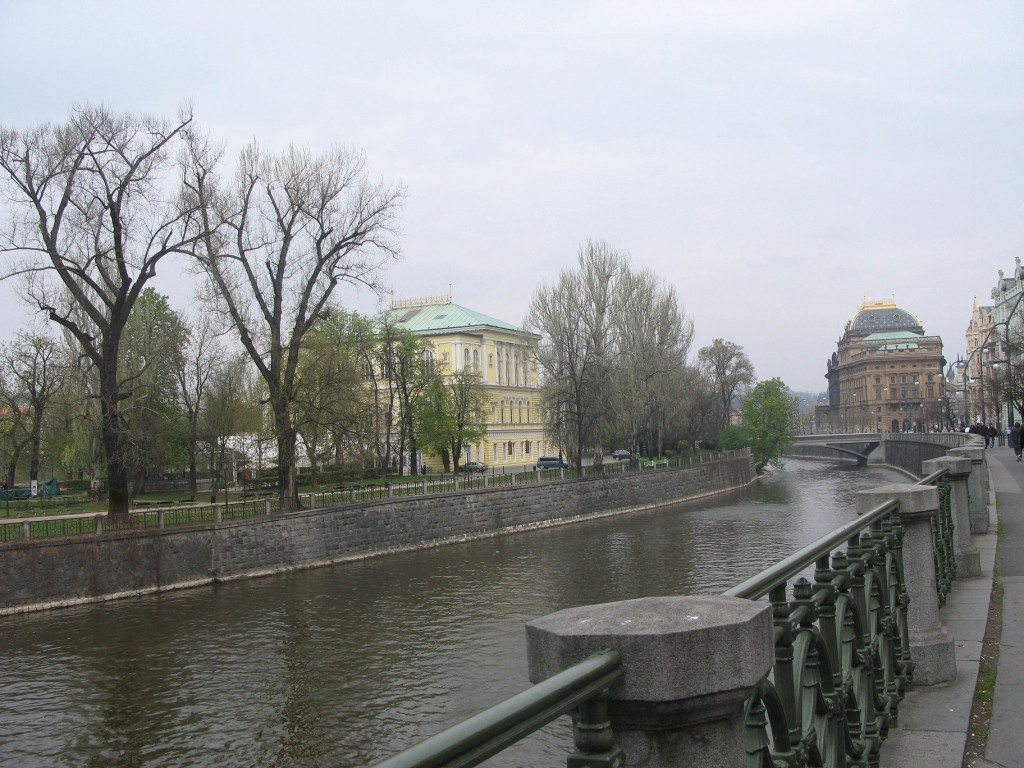 Banks of the Vltava