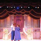 WDW 2011 - HS - Beauty & The Beast - Beauty with the Prince